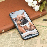 Phone Cover Case For iPhone-phone-16-For iPhone 5 5S SE-Pet Kisses