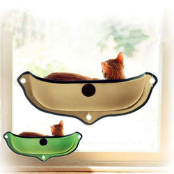 Removable Cat Window Mounted Bed-bed-Pet Kisses