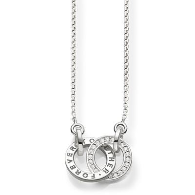 Thomas Sabo Necklace Together Forever KE1488-051-14