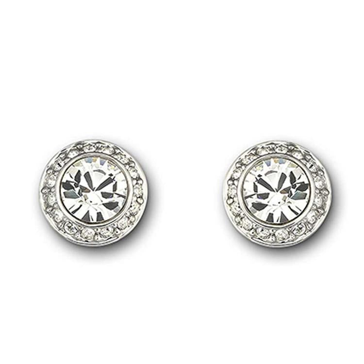 Swarovski Angelic Crystal Stud Earrings 1081942