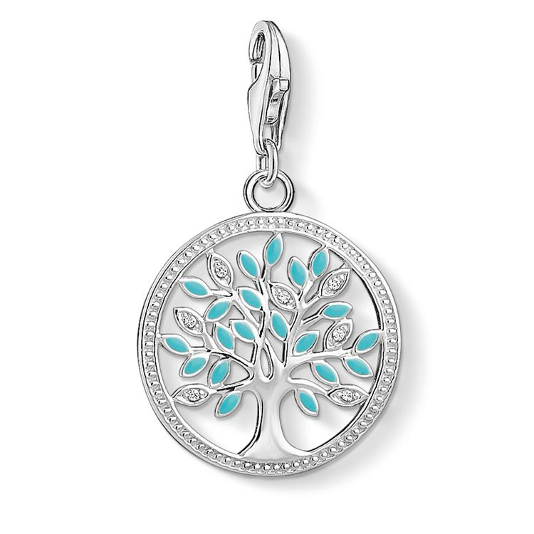 Thomas Sabo Tree Of Love Charm 1469-041-17