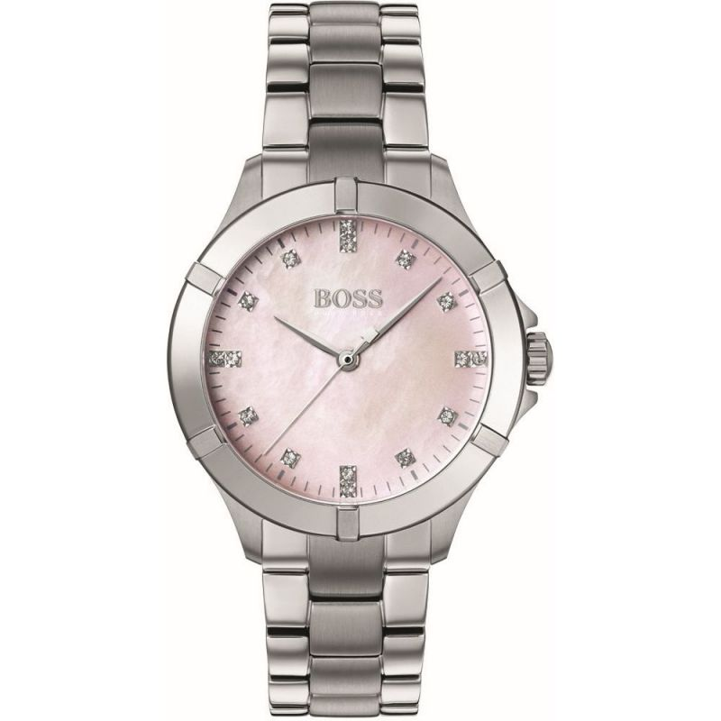 BOSS Mini Sport Mother-of-Pear Ladies Watch 1502469