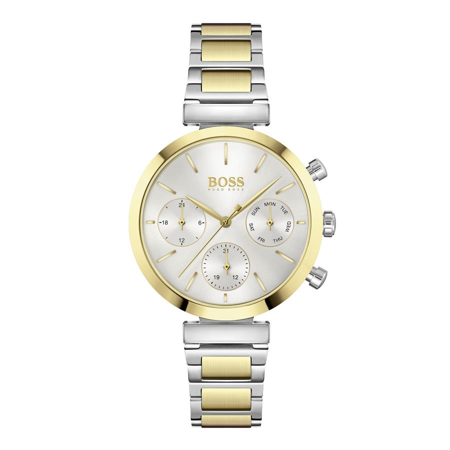 BOSS Ladies Flawless Gold & Still Watch 1502550