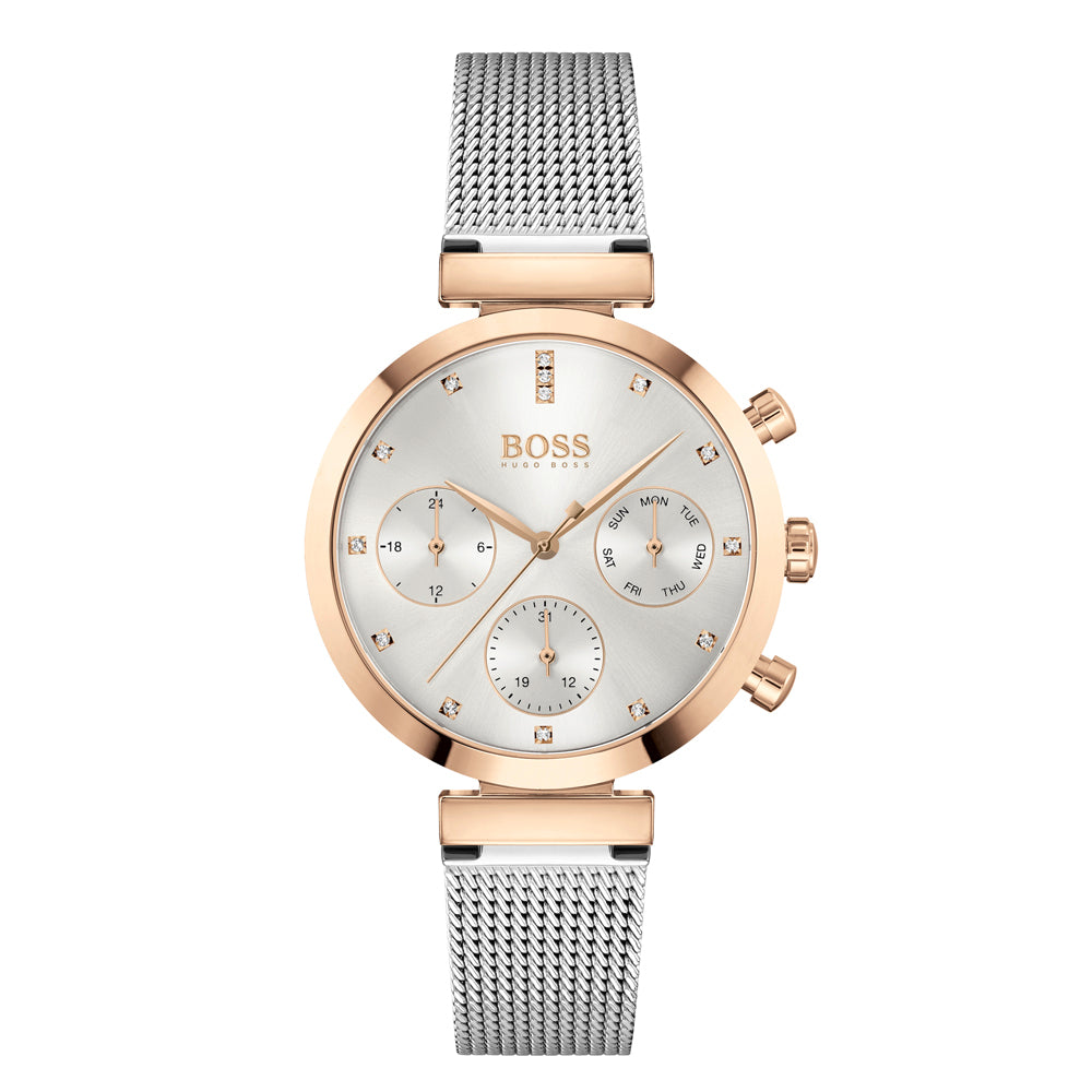 BOSS Flawless Ladies Chronograph Watch 1502551