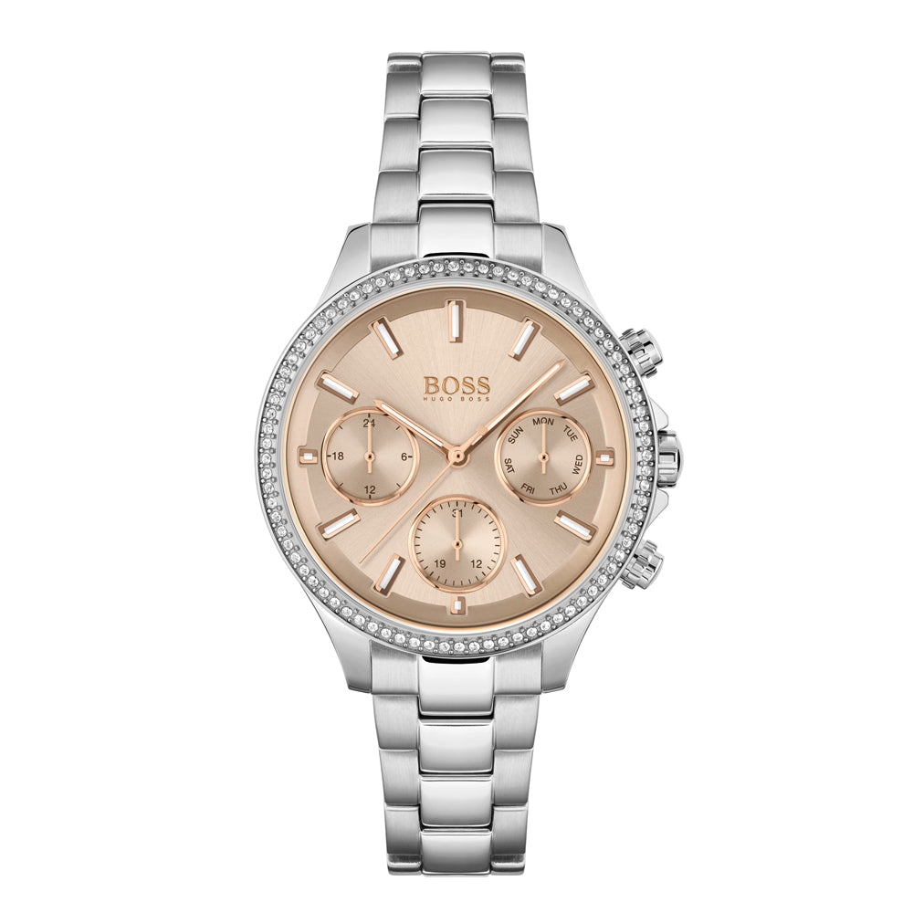 BOSS Hera Ladies Stainless Steel Watch 1502565