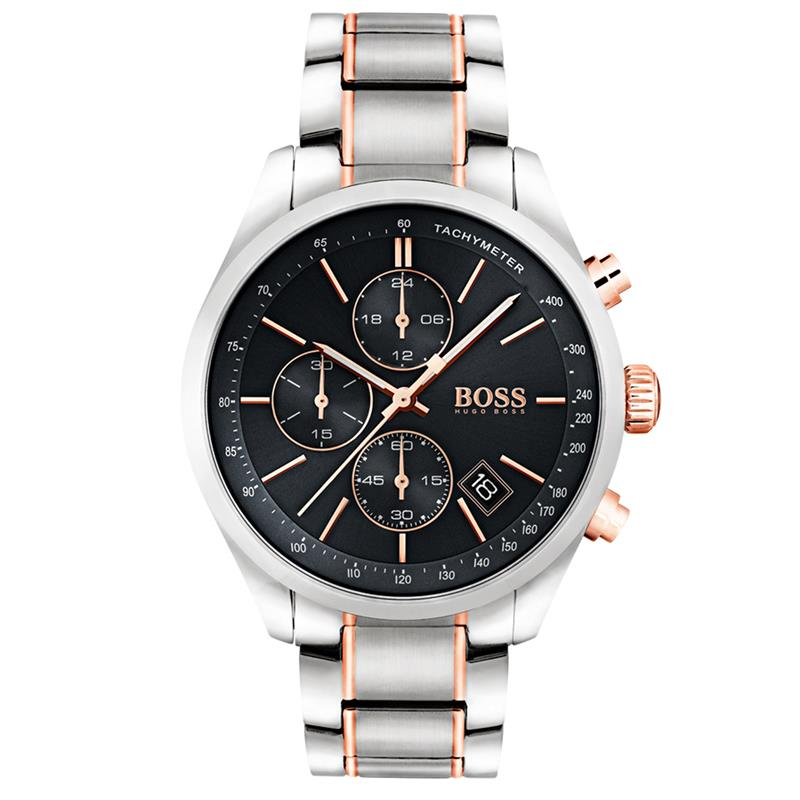 BOSS Watches Gents Grand Prix Watch 1513473
