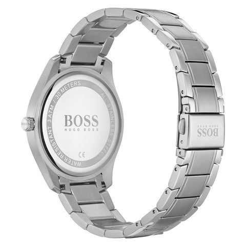BOSS Gents Circuit Black Dial Watch 1513730