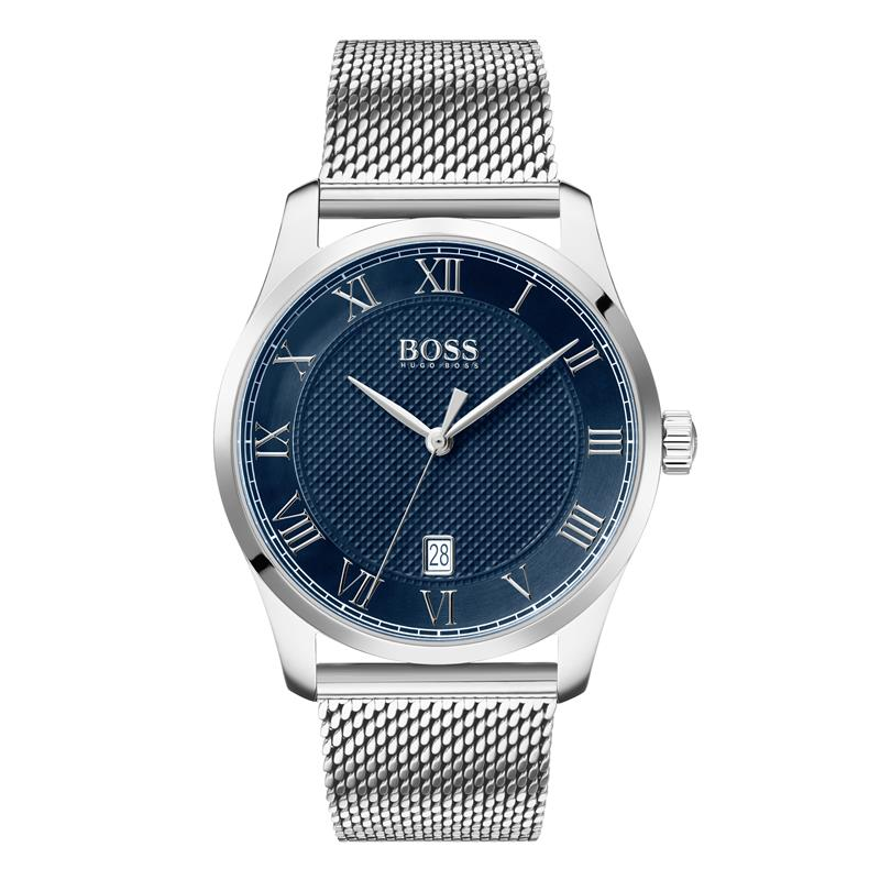BOSS Gents Master Blue Steel Watch 1513737