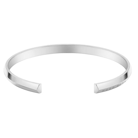 BOSS Ladies Insignia Bangle Bracelet 1580014