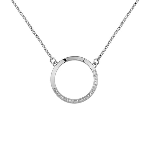 BOSS Ladies Ophelia Silver Necklace 1580029