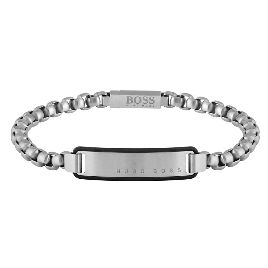 BOSS Gents Id Steel Bracelet 1580049M