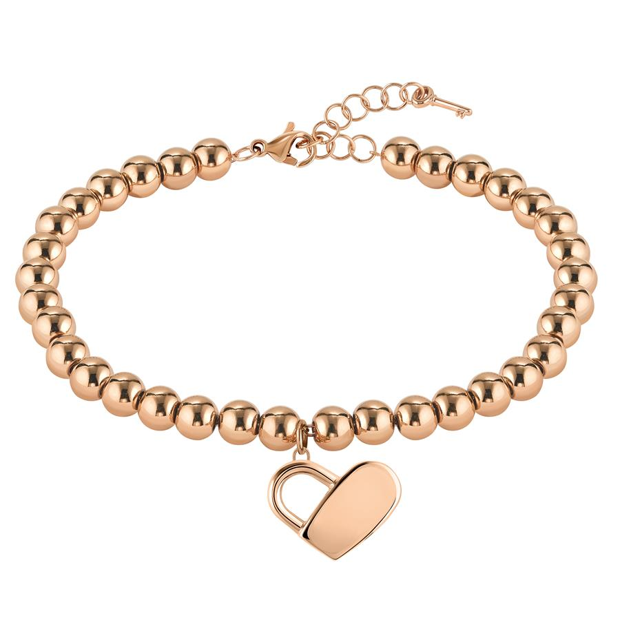 BOSS Ladies Beads Collection Gold Bracelet 1580076