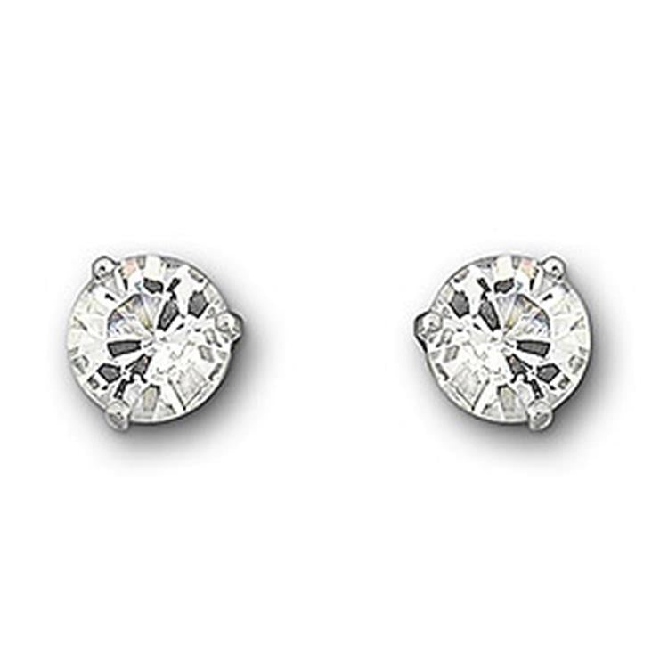 Swarovski Solitaire Round Stud Earrings 1800046
