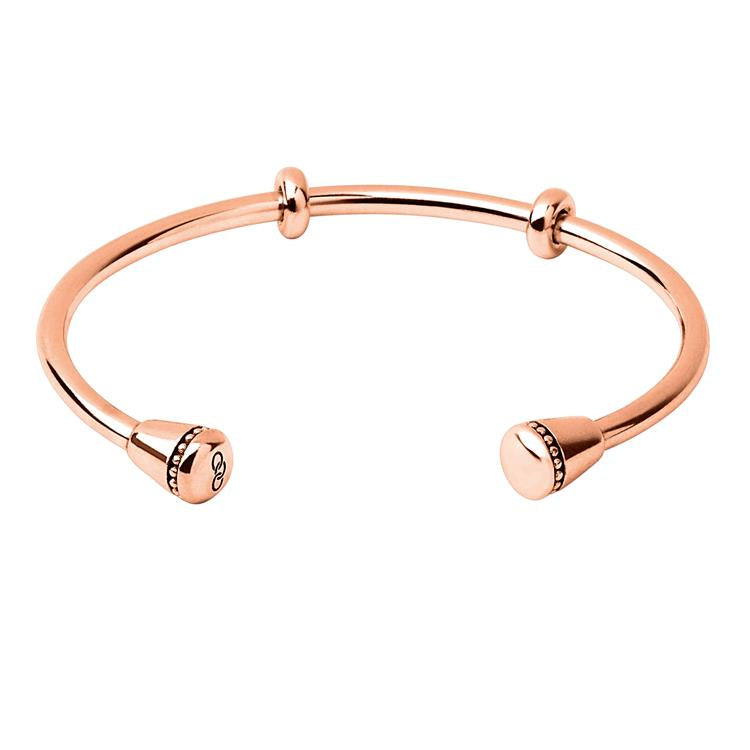 Links of London Rose Gold Cuff Amulet Charms L 5010.3442