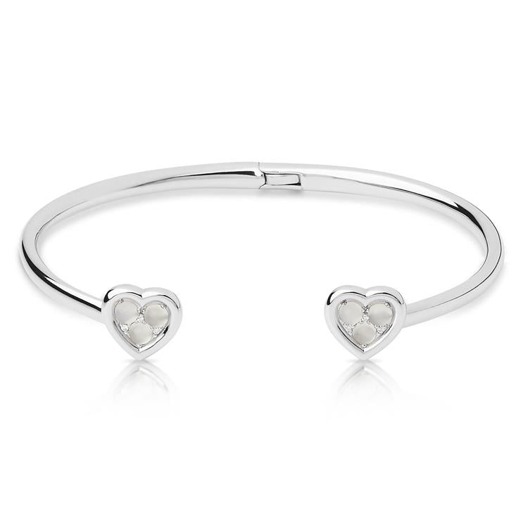 Links of London Heart Bangle Moonlight 5010.4238