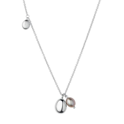 Links of London Silver & Pearls Necklace 5020.3907