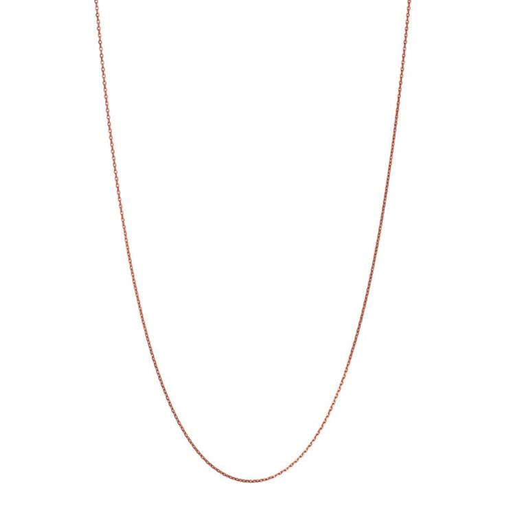 Links of London Rose Gold Long Cable Chain 5022.0788