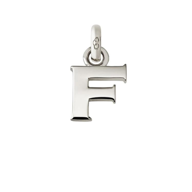 Links of London Silver Initial F Charm 5030.1099