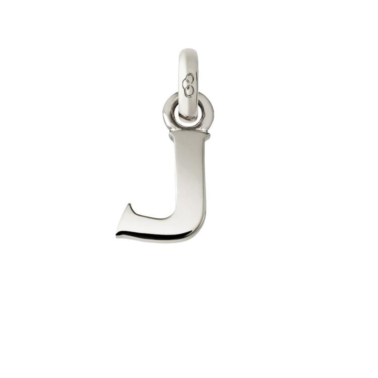 Links of London Silver Initial J Charm 5030.1103