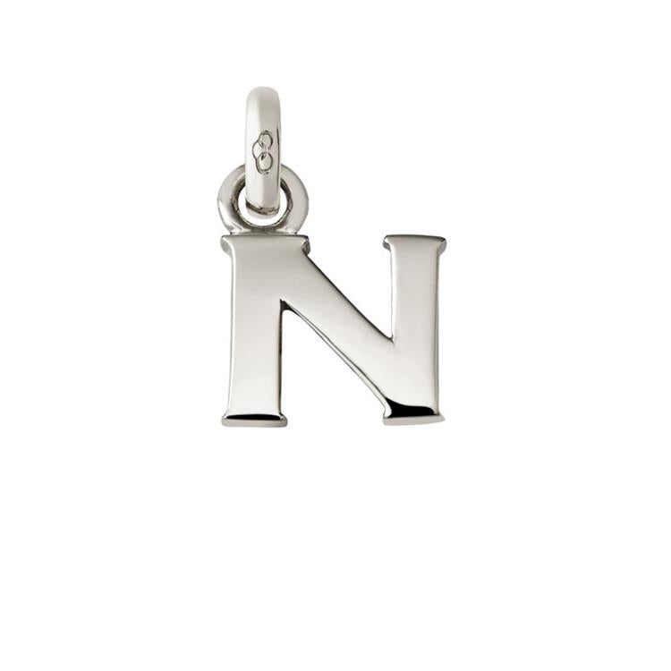 Links of London Silver Initial N Charm 5030.1107