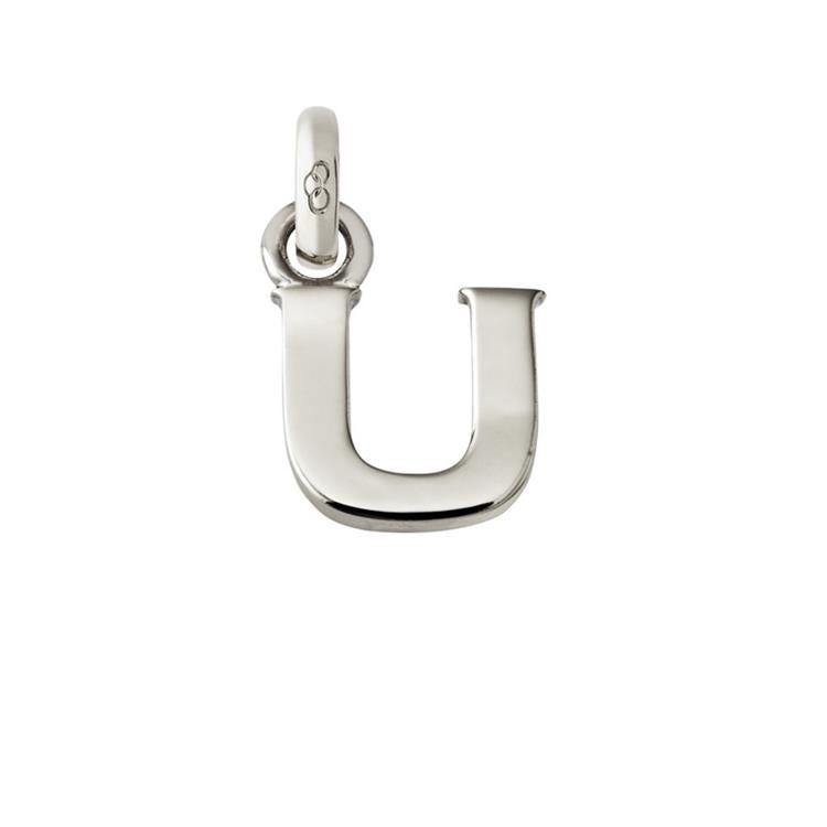 Links of London Silver Initial U Charm 5030.1114