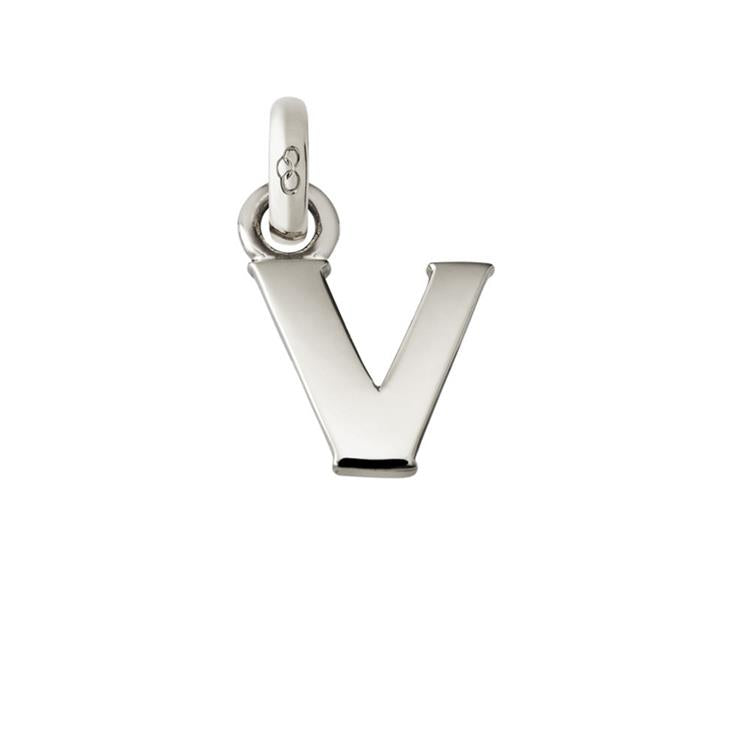 Links of London Silver Initial V Charm 5030.1115