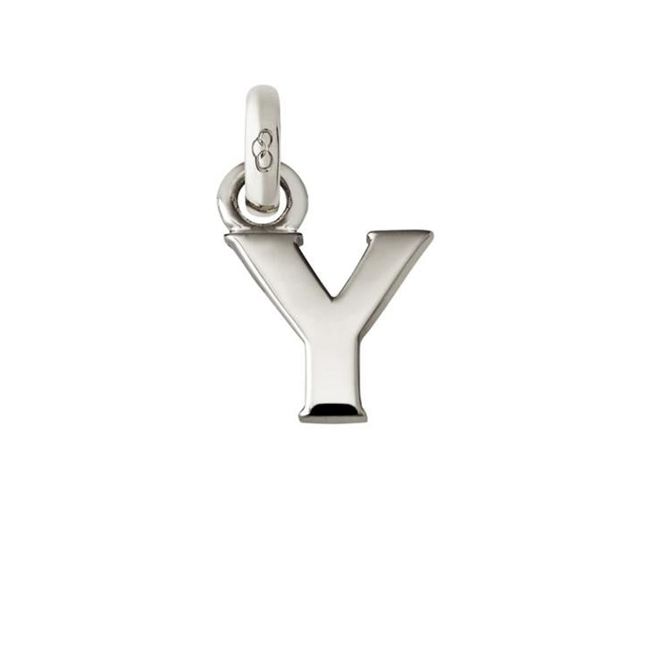 Links of London Silver Initial Y Charm 5030.1118