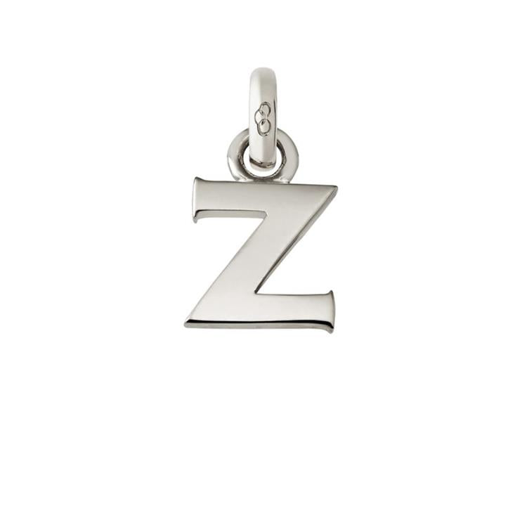 Links of London Silver Initial Z Charm 5030.1119