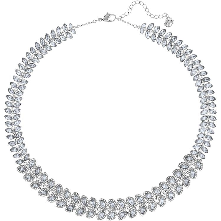 Swarovski Baron Silver Necklace Blue 5117678