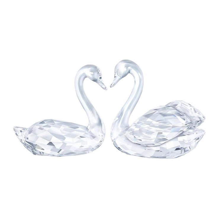 Swarovski Swan Couple 5135936