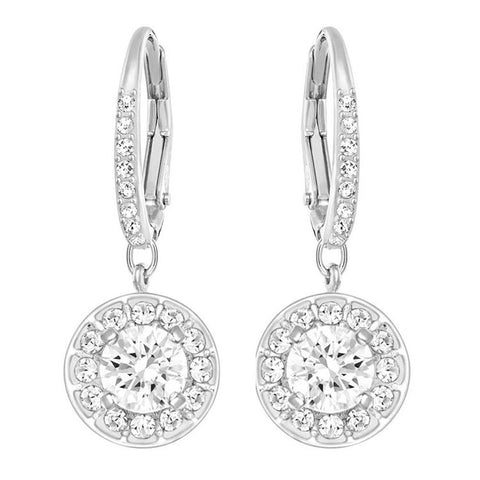 Swarovski Attract Hoop Dangle Earrings 5142721