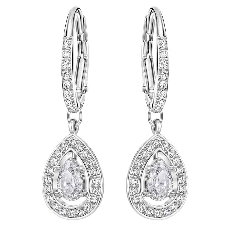 Swarovski Attract Pear Drop Earrings 5197458