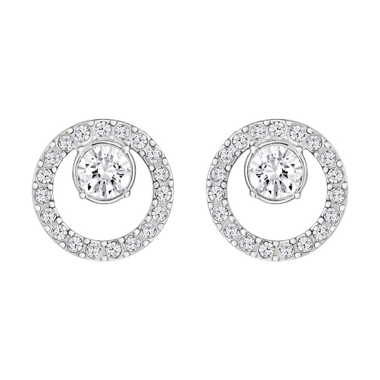 Swarovski Creativity Circle Earrings 5201707