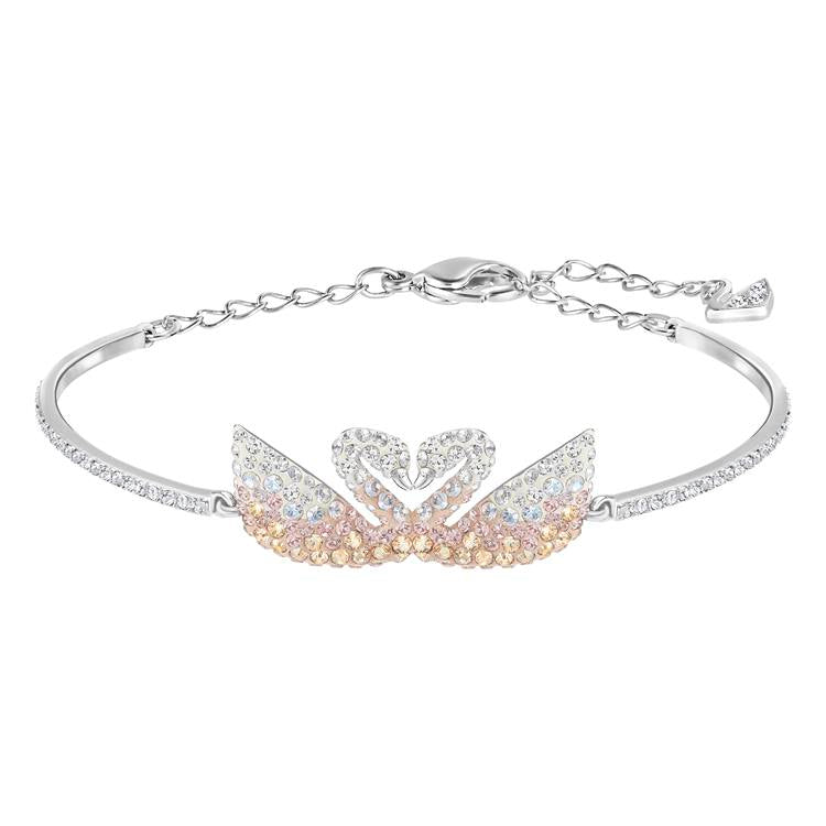 Swarovski Iconic Swan Bangle 5256264