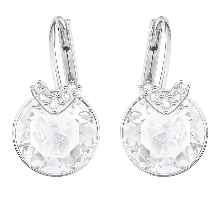 Swarovski Bella V White Earrings 5292855