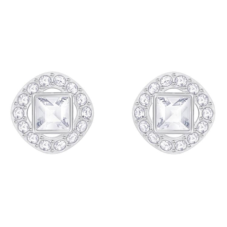 Swarovski Angelic Square Stud Earrings 5368146