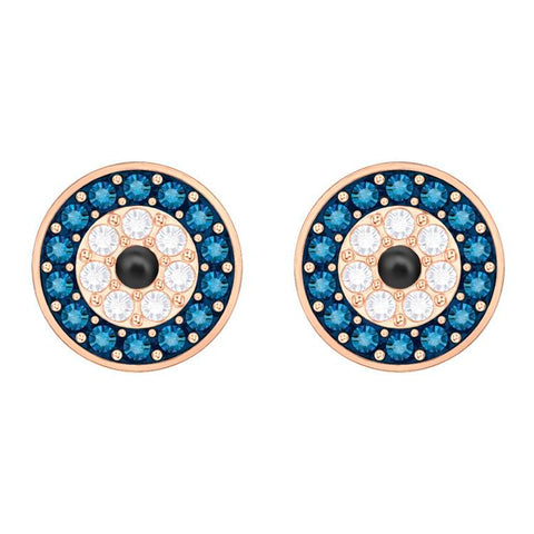 Swarovski Luckily Evil Eye Earrings 5377720