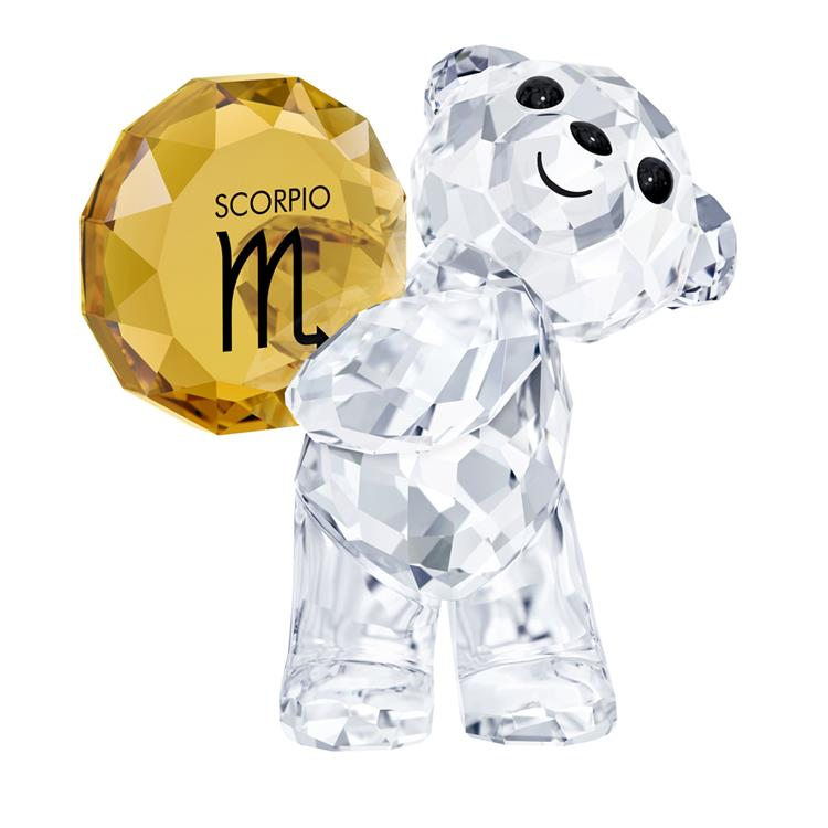 Swarovski Kris Bear Horoscope Signs Scorpio 5396286