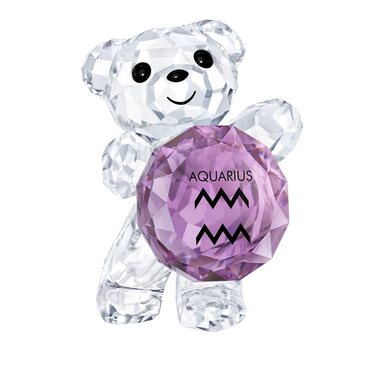 Swarovski Kris Bear Horoscope Signs Aquarius 5396292