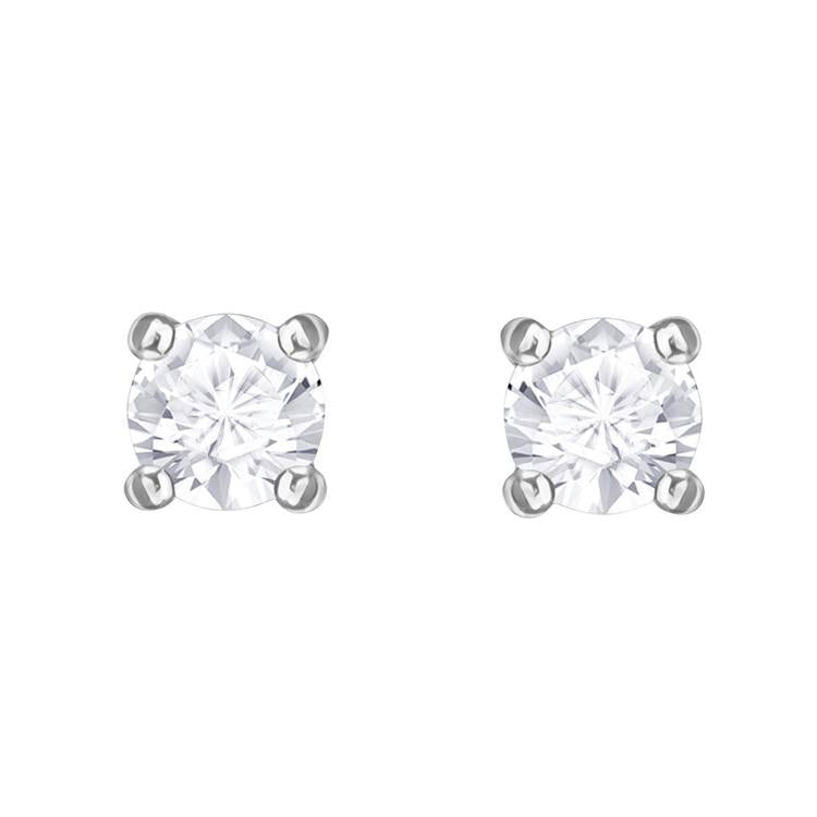 Swarovski Attract Round Crystal Earrings 5408436