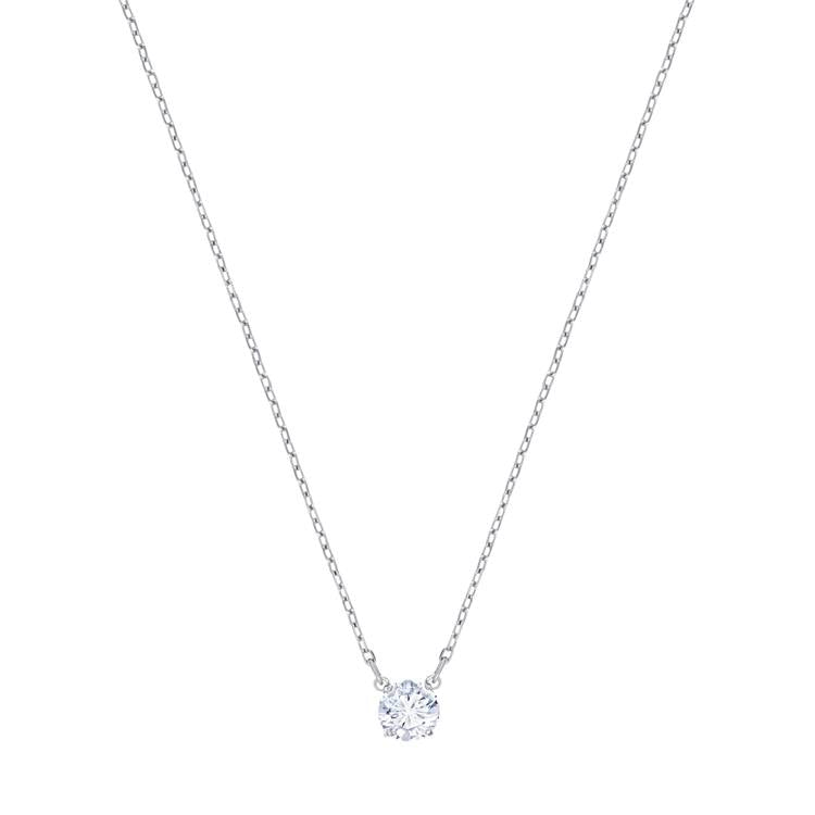 Swarovski Attract Round Crystal Necklace 5408442