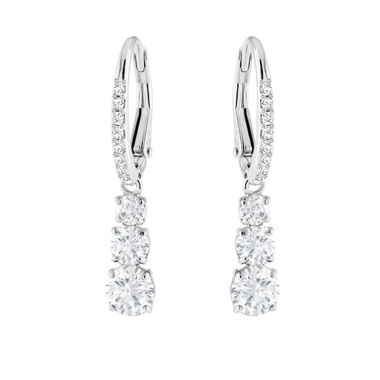 Swarovski Attract Trilogy Drop Earrings 5416155
