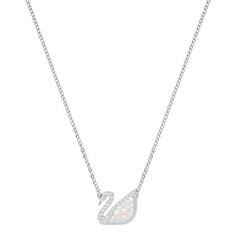 Swarovski Swan Crystal Pearl Small Necklace 5416605