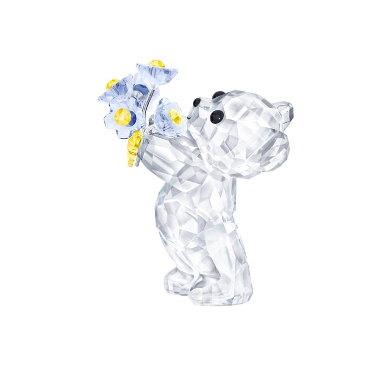 Swarovski Kris Bear Forget-me-not 5427993