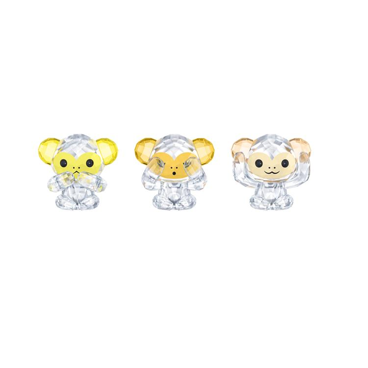 Swarovski Three Wise Monkeys 5428005