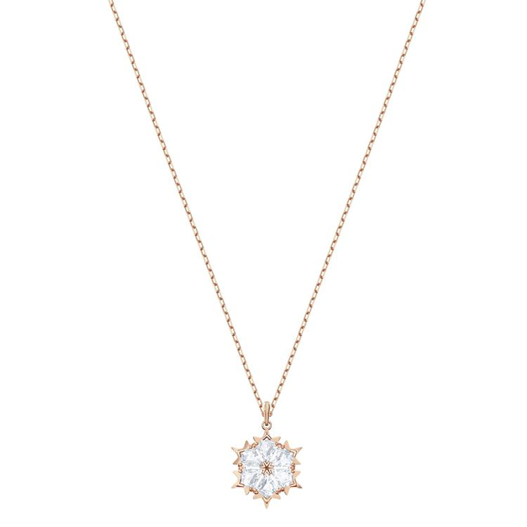 Swarovski Magic Snowflake Necklace 5428431