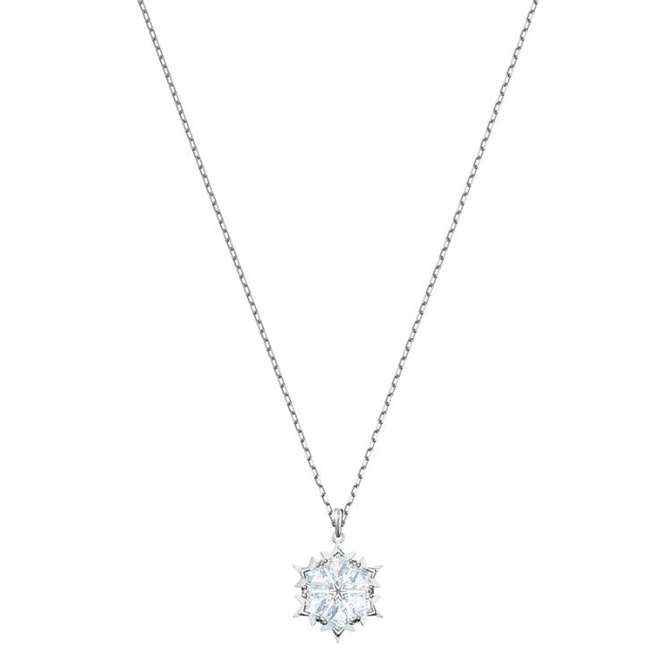 Swarovski Magic Snowflake Pendant Necklace 5428432