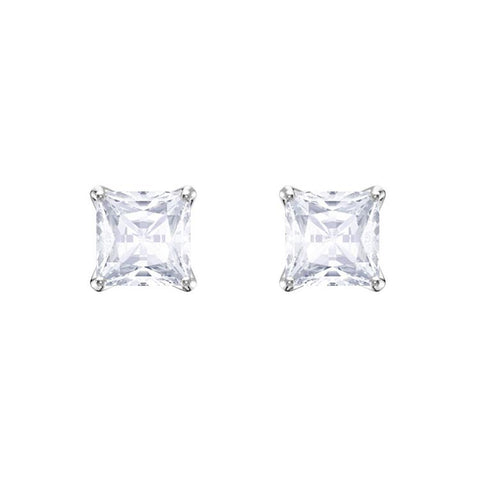 Swarovski Attract Simple Square Earrings 5430365