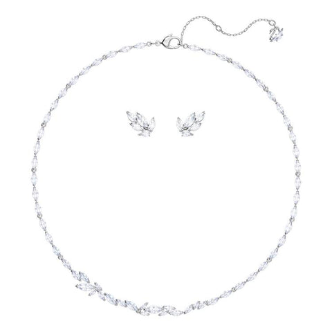 Swarovski Louison All-Around Necklace Earrings 5435164