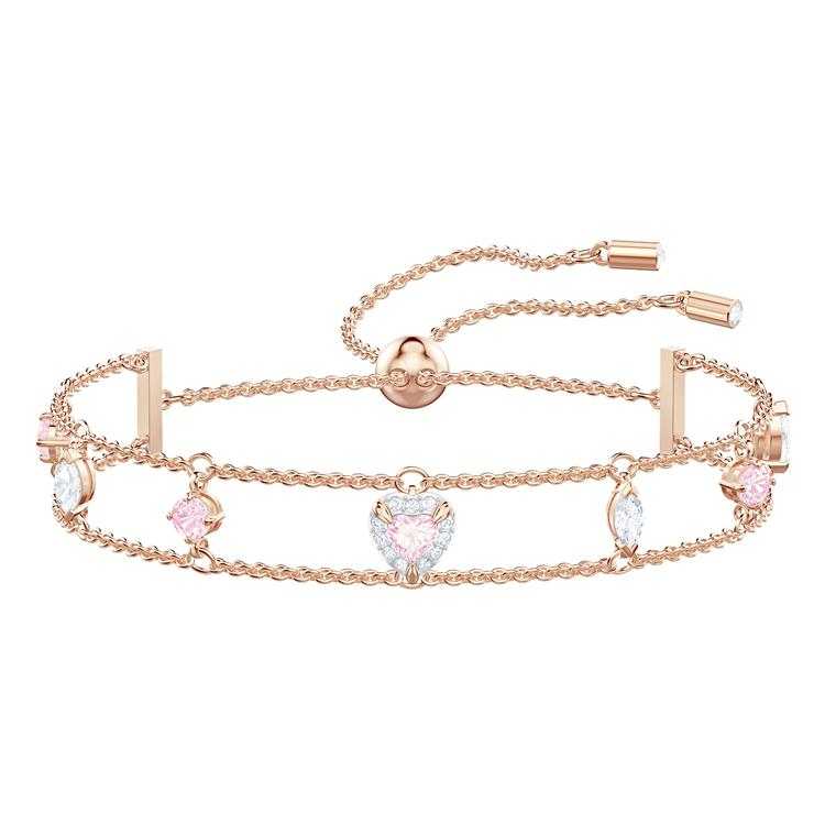 Swarovski One Collection Heart Bracelet 5446304